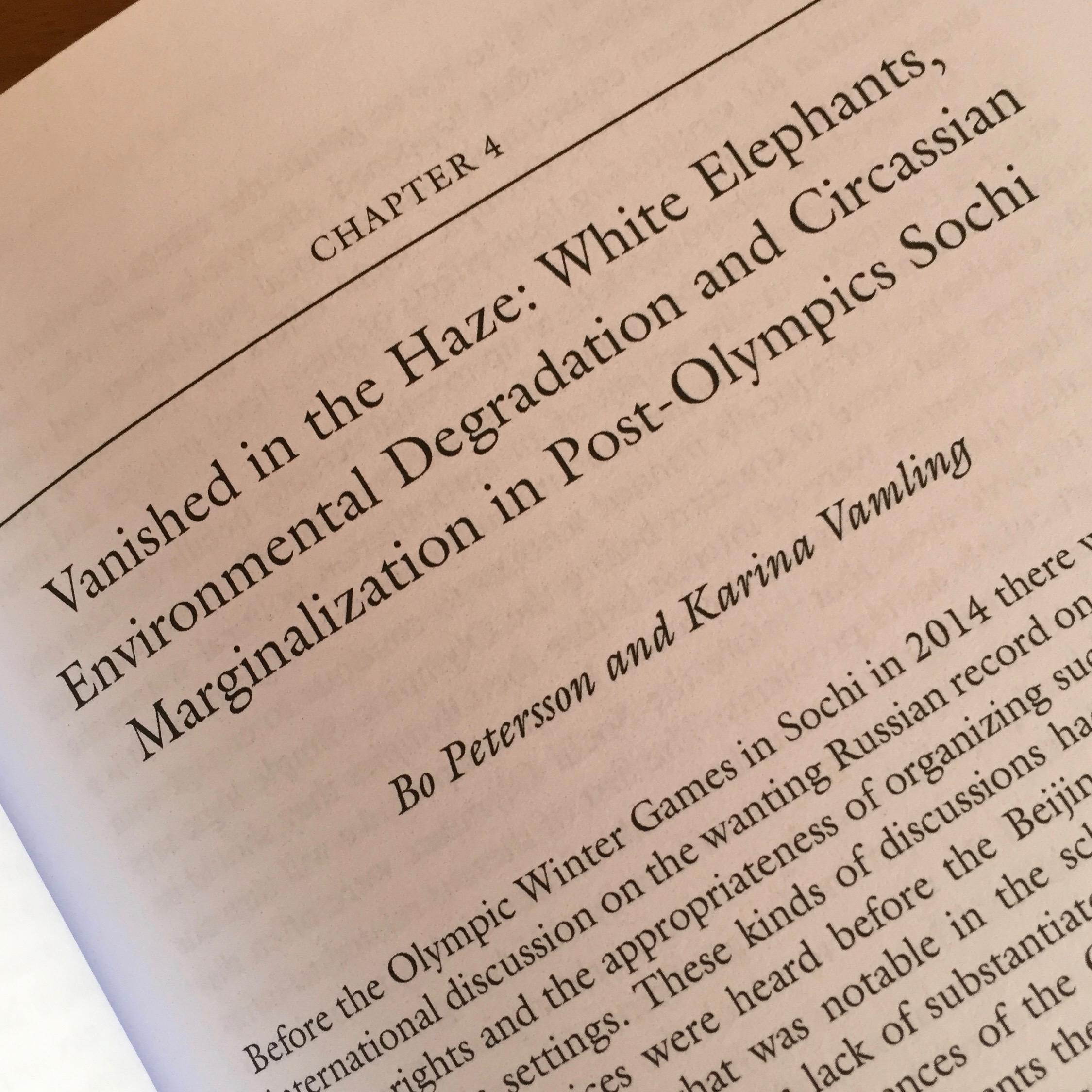marginalisation thesis