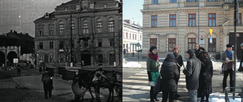 J Smolicki, Dzielnica 1941-1943