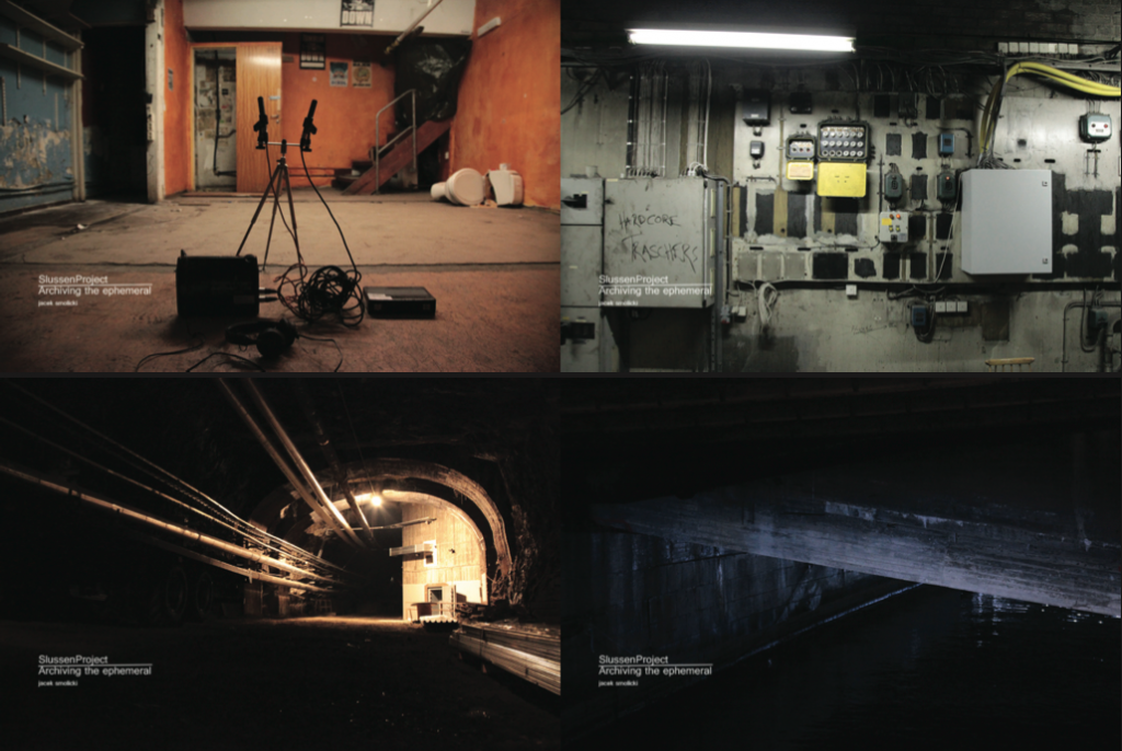 J Smolicki, Slussen Project