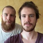 Andreas och Erik