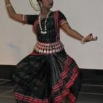 Indisk dansuppvisning