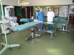 Stora operationssalen