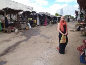 Marknad Luanshya
