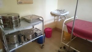 Förlossningssal