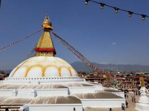 Bhouda stupa