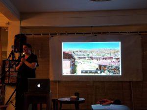 Presentation by Maggie Doyne