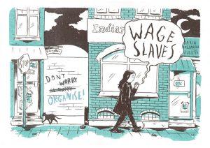 Tre fragor till serietecknaren gunnar krantz