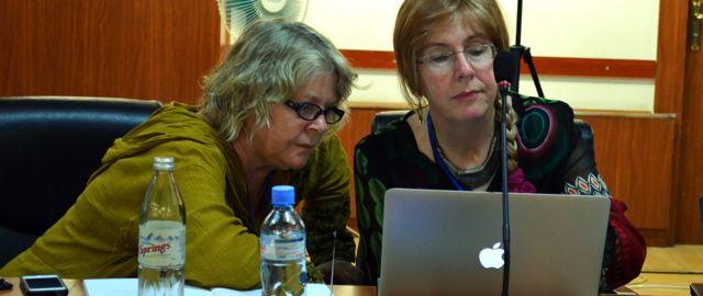 International research activities